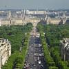 Le Louvre and Place du Concorde