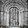 St Marys Church Door