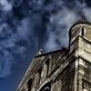 Romsey Abbey (Snapseed Edit)
