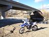 A new bridge on the new 395  around Carson City
