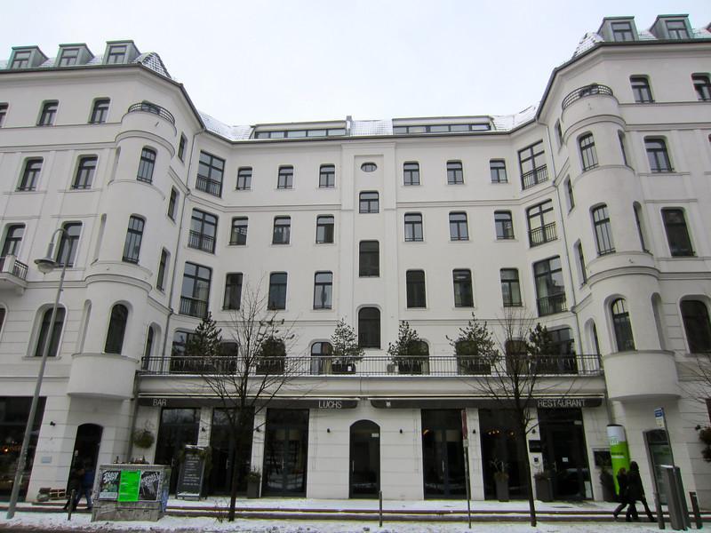 Hotel Lux11 in Berlijn