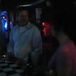 Deena dancing on the bar - Part I