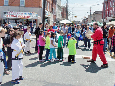 Building a Better Boyertown hosted Coming Out of Hibernation on Saturday, April 19.
