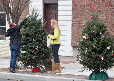 Boyertown's annual Chillin' on Main event was held on Saturday, Dec. 7.