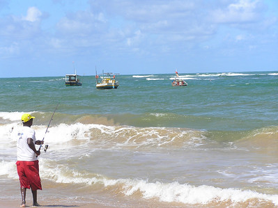 Beach at Guarajube