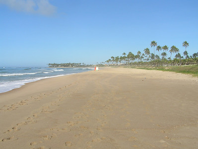 Beach at Vila Gale Mares