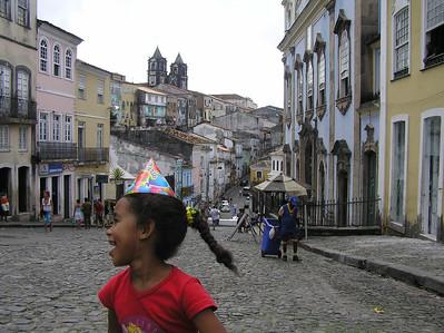 Pelhorinho in Salvador