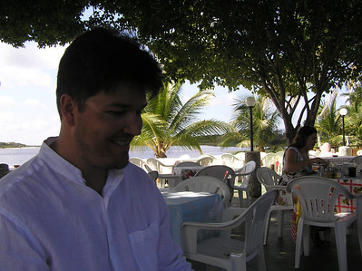 La Cantina near the lagoon in Guarajube