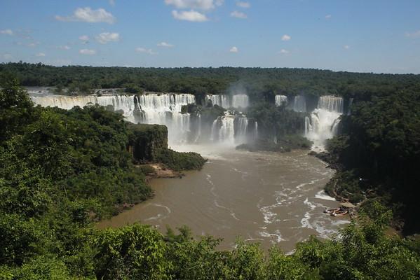 Iguazu Falls March 2016
