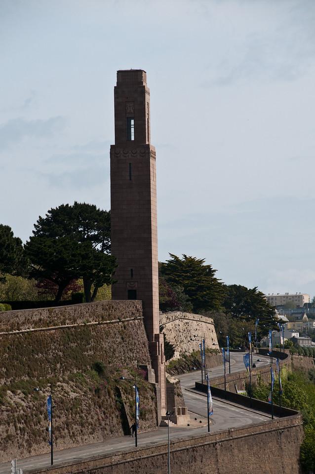 monument aux morts amŽricains de la premire guerre mondiale, Brest