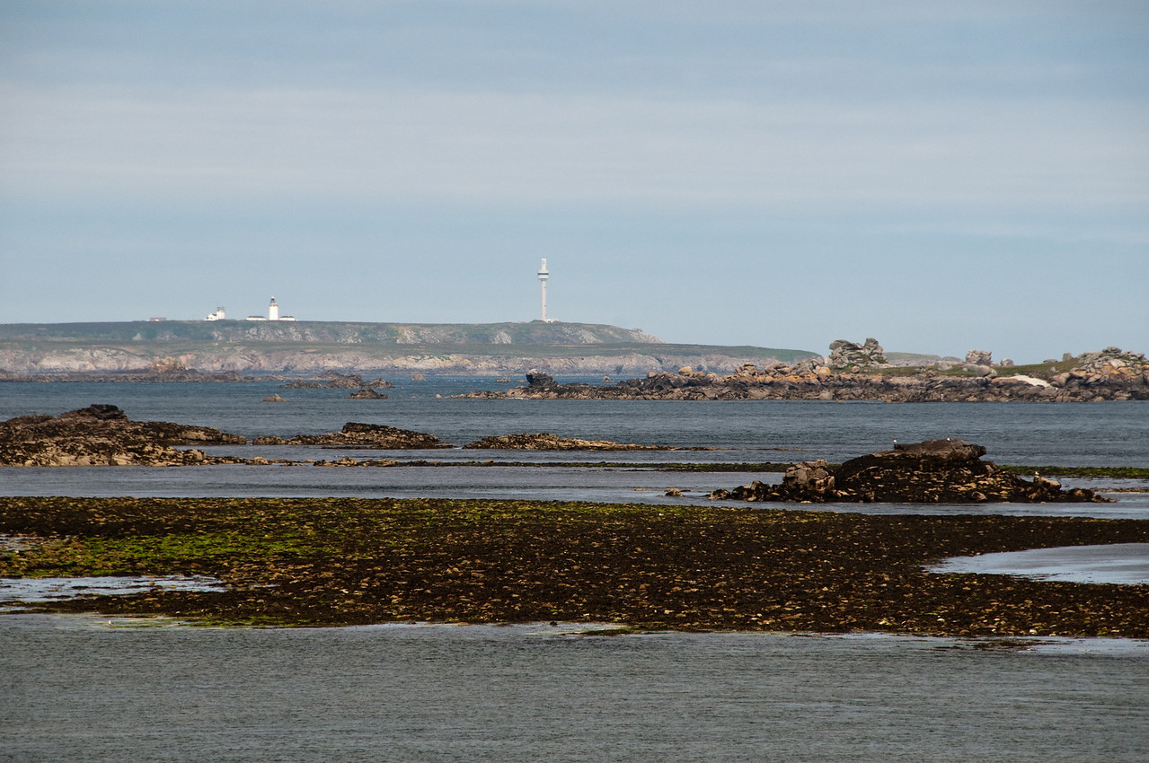 Ouessant, seen from Molène.