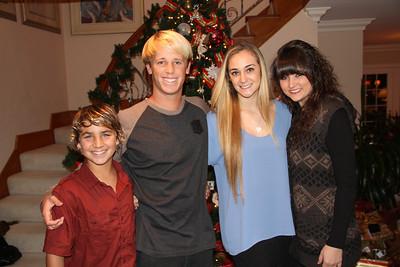 Brimhall Christmas Eve 2012