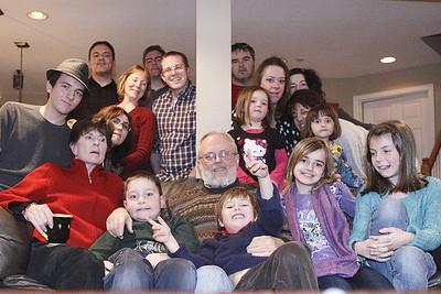 Brown Christmas 2011