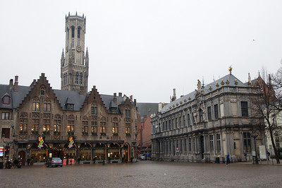 Brugge marktplein