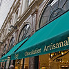 Chocolate tastes so much nicer with the word 'artisanal' after it, and coincidentally costs so much more. There's so much chocolate on sale in Brussels that it's like aversion therapy. I normally love chocolate but lost the taste for it here.
