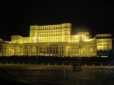 2009: Bucarest