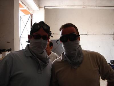 Buggytour Agadir mei 2005