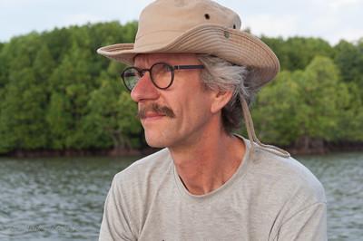 Livingstone at the Mangroves