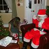 Erica & Santa