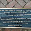 NORBORNE BERKELEY, BARON de BOTETOURT<br /> Governor of the Colony of Virginia 1768-1770