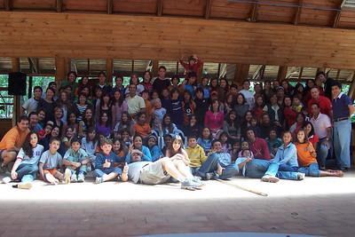 Campamento Caburgua