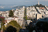 view from lombard st