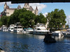 Boats on The Rideau