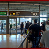 Arrivals Taxi Lineup Tenerife North Los Rodeos Airport
