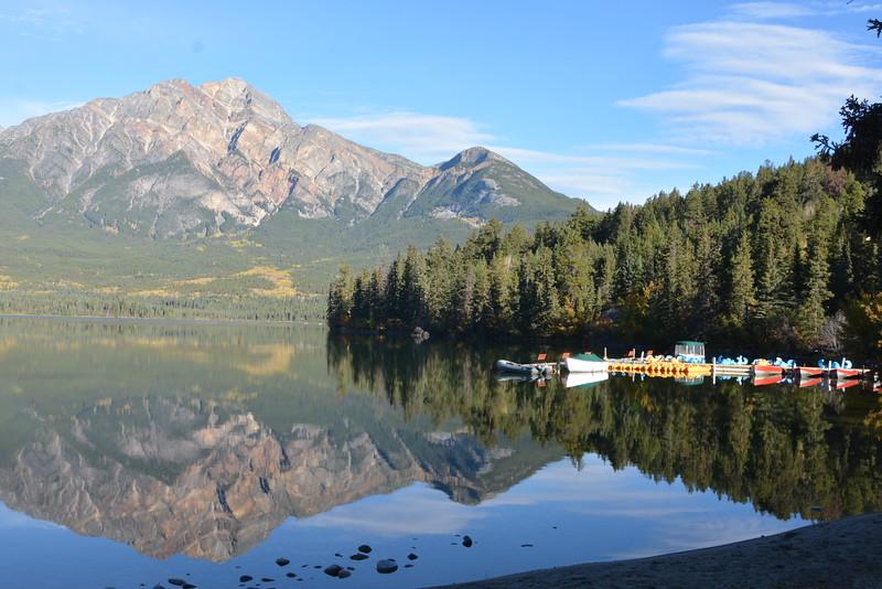 Jasper - Pyramid Lake