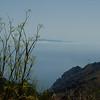 La Gomera, seen from Tenerife