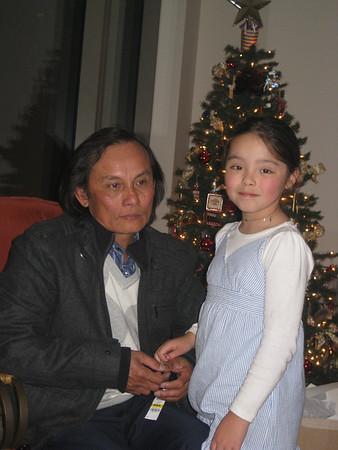 2009 Christmas candids