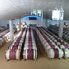 This one was a very modern vineyard - all very hi-tech