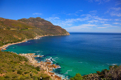 Chapman's Peak Drive, Hout Bay, South Africa