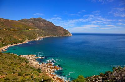 Chapman's Peak Drive, Hout Bay, South Africa