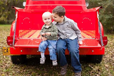 Carter Red Truck