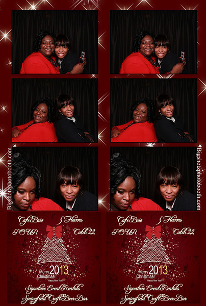 Catch 22 Christmas Party