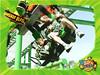 Dreamworld - Runaway Repta Roller Coaster