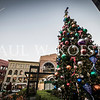The Children's Hospital Christmas tree at Horton Plaza. This place looks magical this time of the year!