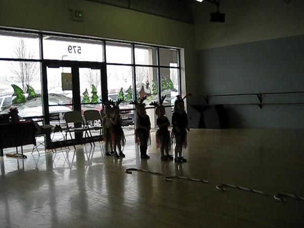 Center Stage Xmas 08
