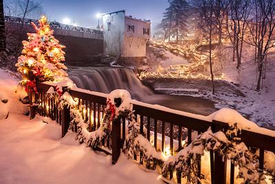 Chagrin Falls - Dec. 26, 2012
