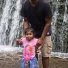 Mini waterfall @ Rock Garden, Chandigarh