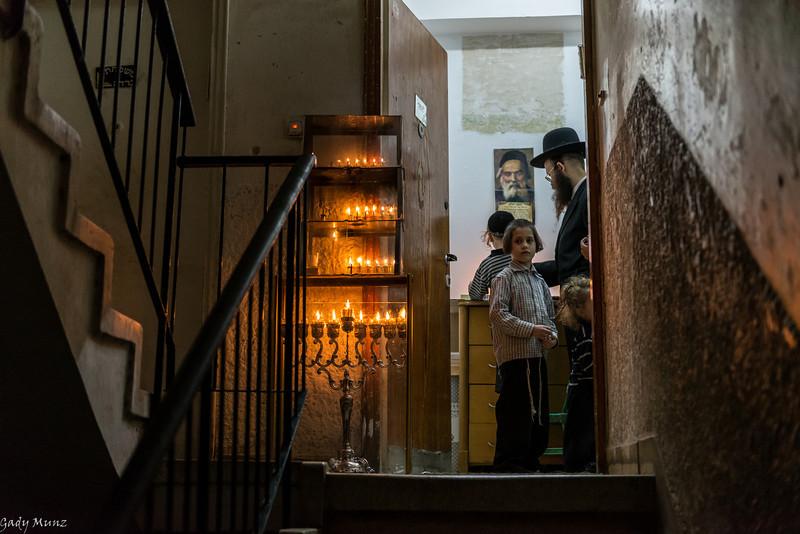 Chanuka Bnei Brak 2013-12