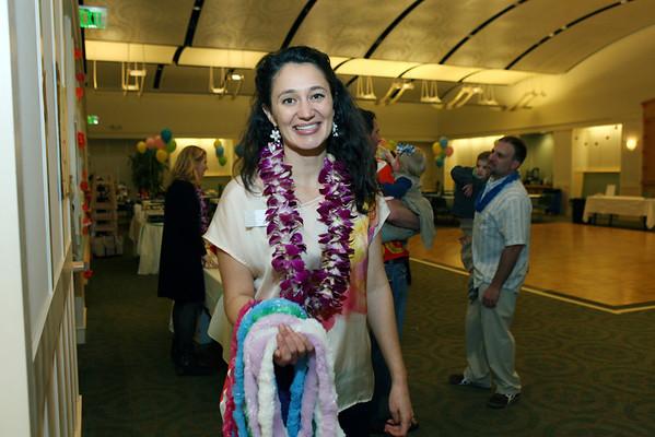 ECE Hawaiian Chanukah Party 2012