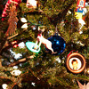 Love seeing all my saved and favored ornaments from 45 years at least.