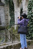 Paris 2013 - Tour of Chartres - Cathedral - Exterior - Veena Taking Pictures 1