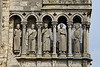 Paris 2013 - Tour of Chartres - Cathedral - Exterior - Carving 05