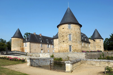 Chateaux du Limousin - Dads photos