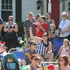 Crowd watches 50th anniversary of Chelmsford's 4th of July celebration and parade. (SUN/Julia Malakie)