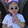 50th anniversary of Chelmsford's 4th of July celebration and parade. Lauren Connolly, 2, of Chelmsford. (SUN/Julia Malakie)
