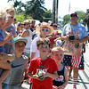 Chelmsford 4th of July parade.  (SUN/Julia Malakie)